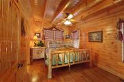 Main level King Master Suite